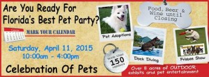 5th Annual Celebration of Pets @ Sarasota County Fairgrounds & Robards Arena | Sarasota | Florida | United States